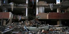 Elevan a más de 400 la cifra de muertos en frontera de Irak e Irán por terremoto de magnitud 7.3