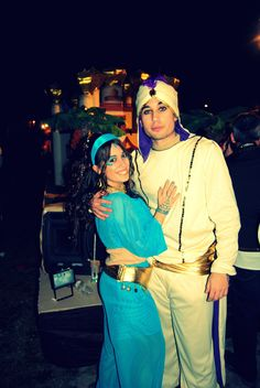 aladdin Disney costume