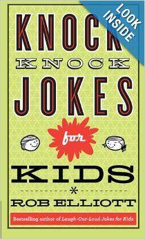Christmas Gift Laugh-Out-Loud and Knock Knock Jokes for Kids Elliott Paperback N Best Children Books, Childrens Books, Laugh Out Loud Jokes, Knock Knock Jokes, Funny Jokes For Kids, Funny Bunnies, Heart For Kids, Free Kindle Books, Paperback Books