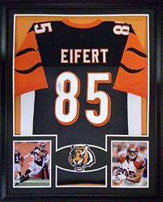 Tyler Eifert Framed Jersey Signed JSA COA Autographed Cincinnati Bengals Notre Dame Mister Mancave http://www.amazon.com/dp/B0194DR2YK/ref=cm_sw_r_pi_dp_ZoTAwb16T4PTN