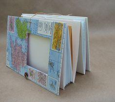 Great Britain Handmade Versatile Travel Journal for by UsefulBooks