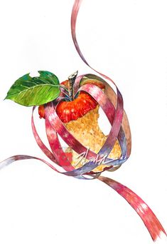 New art painting realistic ideas Canvas Art Quotes, Art Drawings Beautiful, Easy Art Projects, Spring Art, Fruit Art, Autumn Art, Environmental Art, Illustrations And Posters, Anime Art Girl