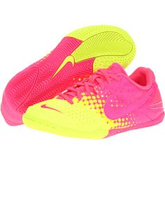 New shoes for futsal and crossfit.  Can't wait - just ordered on zappos.  Heart them!