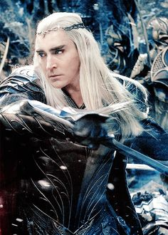 Thranduil - I think you're right @snc2252, there might not be the ability to recover if he ever got his own movie...
