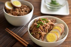 Rou Fan (Taiwanese Stwed Pork with Hard-Boiled Eggs) Lu Rou Fan Recipe (Taiwanese Stewed Pork with Hard-Boiled Eggs) Entree Recipes, Pork Recipes, Asian Recipes, Ethnic Recipes, Dishes Recipes, Chinese Recipes, Healthy Recipes, Pork Stew, Braised Pork