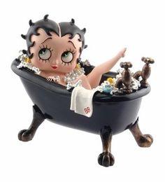 Betty Boop Bathtub Betty Figurine