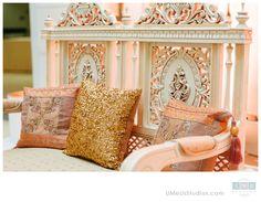 Oakland Rotunda Wedding - wedding reception decor | http://UMeUsStudios.com