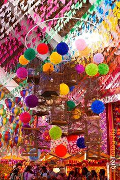 Ideias de decoração para festa junina - Blog do Elo7