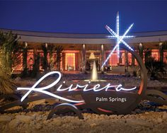 The Riviera Palm Springs Luxury Retreat. Relax or revivify in one of Palm Springs most legendary resorts.