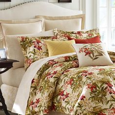 Daintree Tropic Comforter Set by Tommy Bahama