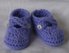 Zapatitos de bebe (crochet) en BARCELONA (20/01/2016) | Costuretas Social Club, apúntate online en The Hobby Maker
