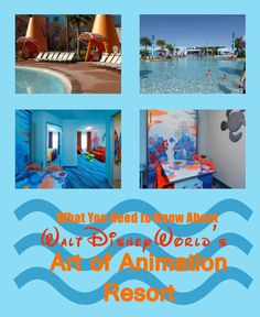 Planning a stay at Walt Disney World's Art of Imagination resort? Here is what you need to know!