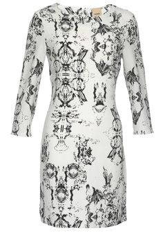 ICHI Tunikamekko, 64,95 € - sokos.fi Dresses With Sleeves, Long Sleeve, Fashion, Moda, Full Sleeves, La Mode, Gowns With Sleeves, Fasion, Fashion Models