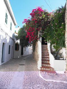 ★Ibiza old town Menorca, Old Town Ibiza, Old Town Canoe, Ibiza Travel, Ibiza Wedding, Nature Inspired Wedding, Old Town Alexandria, Balearic Islands, Marquee Wedding
