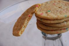 Lovin' From The Oven:Cake Batter Cookies - Lovin' From The Oven