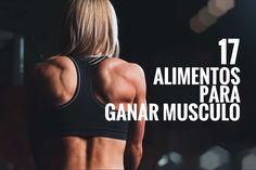 Si estás luchando para subir de peso necesitas incorporar algunos de estos alimentos para aumentar masa muscular. En la dieta está la clave