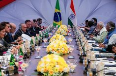 Brasil e Índia assinam acordos na área de pesquisa agropecuária