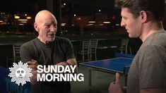 "Sir Patrick Stewart, on ""Star Trek"" and sonnets Patrick Stewart, Cbs All Access, New Mobile, Cbs News, Tv Videos, Star Trek, Documentaries, Actors, Youtube"