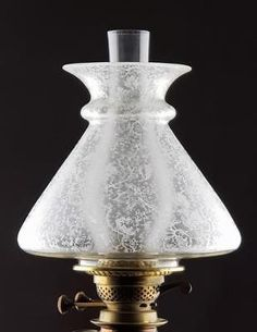 Victorian-Crystal-Etched-Glass-Kerosene-Paraffin-Oil-Lamp-Paris-Shade-Duplex Kerosene Lamp, Duplex, Glass Etching, Oil Lamps, Lamp Shades, Victorian, The Incredibles, Smoke, Paris