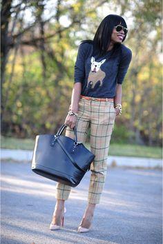 Motif-jcrew-sweater-zara-bag-plaid-jcrew-pants-christian-louboutin-pumps