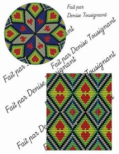Anastasia E. Tapestry Crochet Patterns, Crochet Mandala Pattern, Crochet Stitches Patterns, Stitch Patterns, Pixel Crochet, Crochet Chart, Tapestry Bag, Boho Tapestry, Bead Crochet Rope