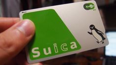 Travelling to Tokyo? Grab a Suica or Pasmo travel card!