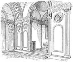 French Renaissance Regency Interiors and French interior