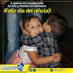 Cada niño que animamos se lleva una parte de nosotros a todos ellos #felizdiadelniño #diadelniño