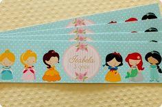 Festa Pronta - Festa Princesas Disney - Tuty - Arte & Mimos Que tal usar esta inspiração para a próxima festa? Entre em contato com a gente! www.tuty.com.br #festa #personalizada #party #bday #birthday #tuty #Happy #love #party #Bday #Cute #Princesas #Princess #Aurora #Bela #Cinderal #Ariel #Pocahontas #Jasmin #Branca #Neve