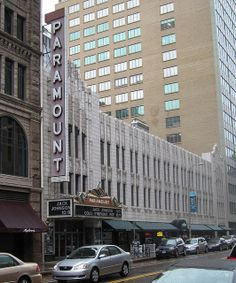 Paramount Theater - Denver, Co downtown