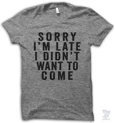3951e8835ec 177 Best T shirts with sayings images in 2019 | Funny tee shirts ...