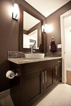Gent Basement Renovation - contemporary - bathroom - calgary - Urban Abode