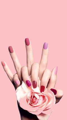 Nail Salon Design, Beauty Salon Design, Lips Illustration, Bright Nail Art, Nail Logo, Nail Quotes, Happy Nails, Fire Nails, Instagram Nails