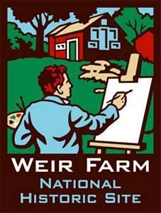 Much love! Weir Farm National Historic Site, Wilton, Connecticut