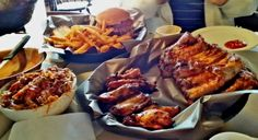 Review: Memphis BBQ and Wicked Wings (Milton Location) | live.love.obsess. Memphis Bbq, Wicked, French Toast, Wings, Live, Breakfast, Food, Meal, Eten