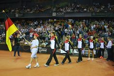 Das deutsche Fed-Cup-Team bestreitet das Play-off-Spiel um den Klassenerhalt in der Weltgruppe am 22. und 23. April gegen die Ukraine wie erwartet ...
