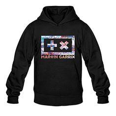 Men's Escape Psycho Circus 2015 Martin Garrix Logo Hoodies Coco Design