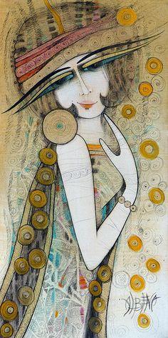Boucle D'or ~ Albena Vatcheva