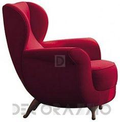 #red #interior #design кресло Moroso Big Mama, Mor5