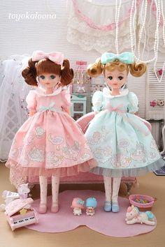 Bjd, Kawaii Doll, Little Twin Stars, Beautiful Dolls, Doll Toys, Harajuku, To My Daughter, Twins, Miniatures