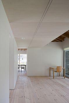 Doughnut House, un proyecto de Naoi Architecture & Design Office