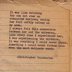 by christopher poindexter | .....does it get any better that this!?