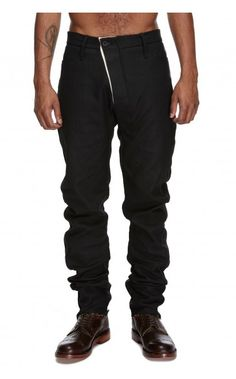 Lost and Found ria dunn asymmetric slim pant - unconventional