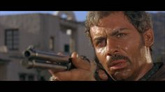 Gian Maria Volonté in A Fistful of Dollars