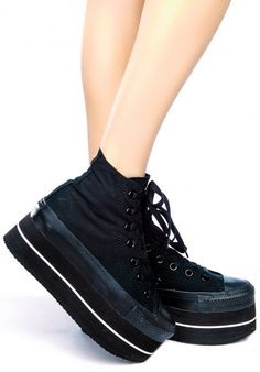 Platform Converse Sneakers   Dolls Kill