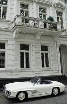 Mercedes 300 SL Roadster 1957 Maintenance/restoration of old/vintage vehicles: the material for new cogs/casters/gears/pads could be cast polyamide which I (Cast polyamide) can produce. My contact: tatjana.alic@windowslive.com