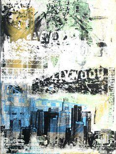 NYLA Cityscape - Jenevieve Reid @Artsicle http://www.artsicle.com/art/nyla-cityscape