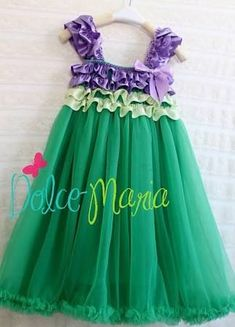 This is gorgeous!!!!!!!!!!!!!!!!!! Mermaid birthday party dress