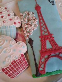 Cookies in Paris