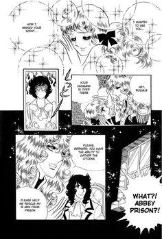 Versailles no Bara Manga Vol.8 Ch.0 Page 8